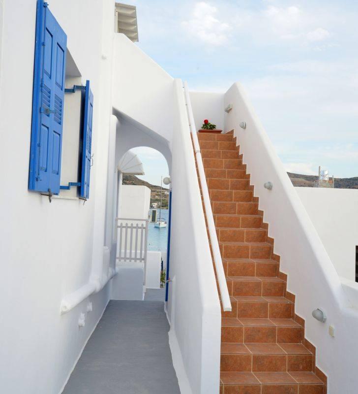Chambre Double Avec Balcon Et Vue Partielle Sur La Mer